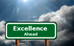 Excellence is not a skill, it is an attitude - Ralph Marston